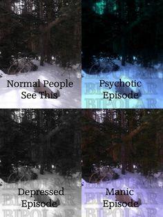 Bipolar photography