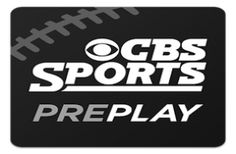 CBS Sports partners with PrePlay Sports for predictive pro and college football app