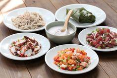 Welche Food-Trends werden 2016 die Küchen der Nation erobern? Das Gericht Poké wird sicher dazugehören. Es handelt sich hierbei um Salatvariationen mit rohem Fisch, die klassischerweise auf Hawaii gegessen werden. (Bild-Copyright: Thinkstock)
