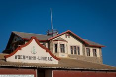 Lüderitz sits just on the edge of a large protected diamond area named 'Sperrgebiet', it's also a great base to explore Kolmanskop West African Countries, Namibia, Exploring, Road Trip, National Parks, Germany, Ocean, Indian, Mansions