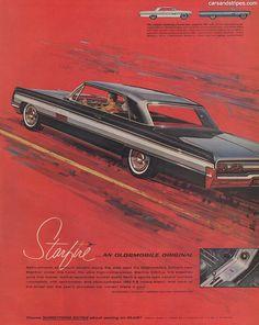 1962 Oldsmobile Starfire - AN OLDSMOBILE ORIGINAL - Original Ad