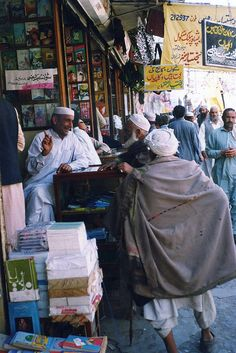 Pakistan, Peshawar Bazaar