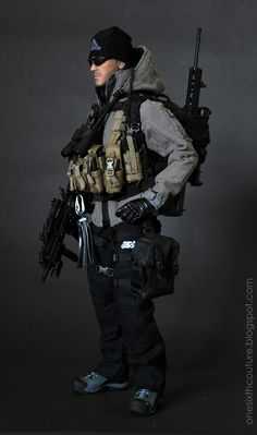 Airsoft hub is a social network that connects people with a passion for airsoft. Talk about the latest airsoft guns, tactical gear or simply share with others on this network Military Gear, Military Equipment, Gi Joe, Airsoft, Police Tactical Gear, Army Gears, Combat Armor, Military Action Figures, Navy Seals