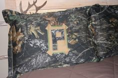 """A Hunters Haven, I designed a """"hunters haven"""" for by 14 year old sons bedroom. We are very outdoors-y and he loves to hunt. I used lots of . Hunting Bedroom, 14 Year Old, Boy Room, Hunters, Photo Library, Grandkids, Sons, Farmhouse, Outdoors"""