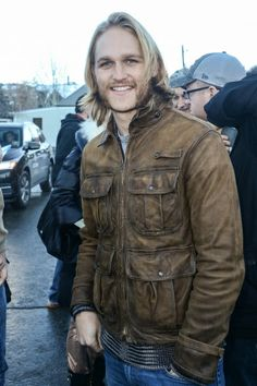 Wyatt Russell (son of Kurt Russell and Goldie  Hawn)