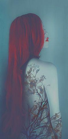 ☆ Reverie -Detail- Artist Leslie Ann O'Dell ☆