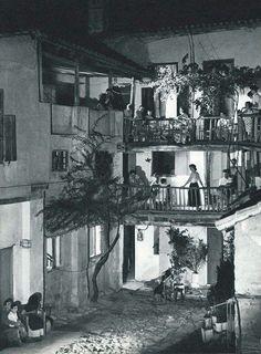 Πλακα, Plaka Athens 1960
