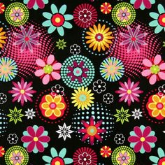 Flower Power giftwrap is perfect for all sorts of occasions. Oceans, Flower Power, Presents, Gift Wrapping, Paper, Floral, Flowers, Gifts, Design