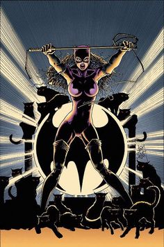 Catwoman - Jim Balent  Auction your comics on http://www.comicbazaar.co.uk