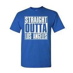 Straight Outta Los Angeles T-Shirts, Hoodies, Sweatshirts, Tee Shirts (20$ ==► Shopping Now!)