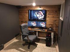 Rebuilding basement again. Work in progress.