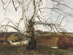 Andrew Wyeth Pennsylvania Landscape | Brandywine Conservancy and Museum of Art