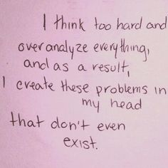 That really hold true for me