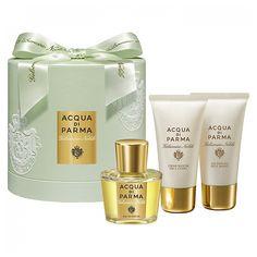 Acqua di Parma Gelsomino Nobile Gift Set, The Acqua di Parma Gelsomino Nobile Gift Set, is a luxury gift for women from the Acqua di Parma Gelsomino Nobile, a unique and refined Eau de Parfum gift.