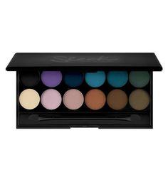 Sleek MakeUp i-Divine eyeshadow palette| Legendary i-divine palette - Boots