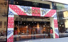 Liberty Pop-Up Store at Westfield Stratford City