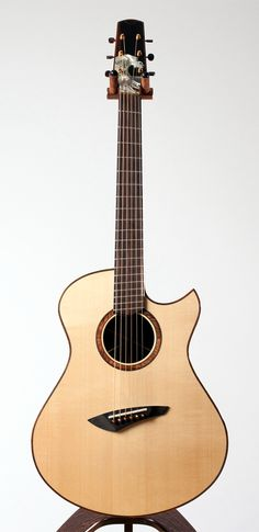 "BASHKIN ""Great Wave"" Brazilian Rosewood / Adirondack Spruce 