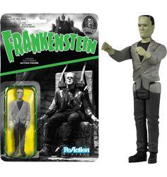 "Universal Monsters - Frankenstein's Monster ReAction 3.75"" Action Figure (Series 1)"
