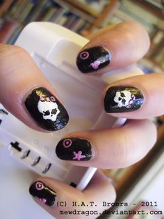 Monster High Anytime Nails Pinterest Monster High And Kid Nails