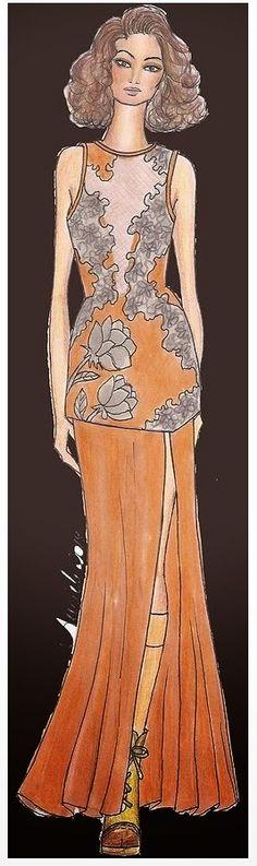 Auriele (desenhos de Moda): PROJETO DE COLEÇÃO #moda #desenhodemoda #fashiondesign #fashionillustration #croqui #auridesenhosdemoda #fashion #inverno2015 #metamorfose
