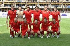 Macedonia National Team Soccer .