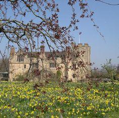 I so wanna go to Hever Castle