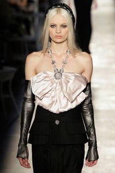 Chanel Haute Couture by Karl Lagerfeld. Fall Winter 2012