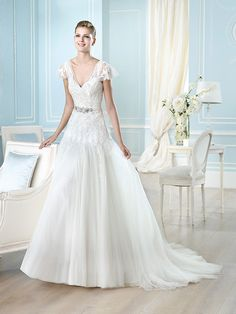 Vestidos de noiva St Patrick 2014.