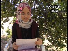 Learn Turkish - Transportation Vocabulary