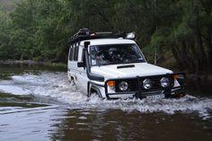 HZJ75 Toyota Landcruiser