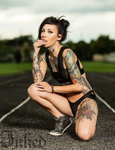 Tattoos for Women - Sarah ve #jamielovesulots
