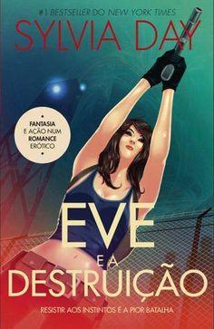 Crónicas de uma Leitora: Passatempo | Eve e a Destruição | 5 Sentidos