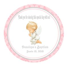 Baptism and Christening Favor Tags Baptism by APartyWithPaper Christening Centerpieces, Christening Favors, Baptism Favors, Favor Tags, Baby Showers, Children, Handmade Gifts, Etsy, Ideas