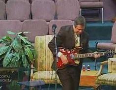 Larry Carter Guitar Blues Gospel