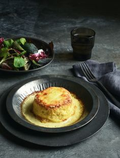 Best Welsh Rarebit With Roasted Cherry Tomatoes Recipe on ...