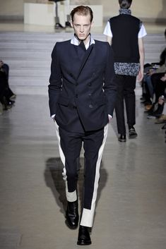 Dries Van Noten Fall 2011 Menswear Collection - Vogue
