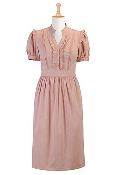Loving this dress, and really this whole website--customizable clothes!