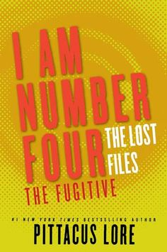 The Fugitive by Pittacus Lore Release Date: December 23