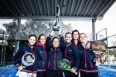 Padel: Seleção Nacional feminina conquistou o primeiro grande título internacional do nosso país numa modalidade que tem tido um notório crescimento nos últimos anos