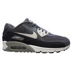 Nike Air Max 90 Essential  - Men's - Grey/Black