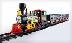 MOTA Classical Train Set Deal of the Day   Groupon Abilene, TX