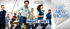 The Night Shift - ABC 2014 - A group of Army doctors return to work on the night shift at a hospital in San Antonio. Eoin Macken, Jill Flint, Ken Leung, Brendan Fehr, ...