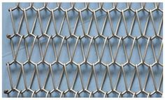 A balanced weave conveyor belt with welded edges: spiral wires are welded to…