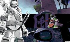 picture of vision quest tmnt Teenage Mutant Ninja Turtles 2012, Tmnt Leo, Vision Quest, Tmnt 2012, Cardcaptor Sakura, Wattpad, Animated Gif, My Hero, Animation