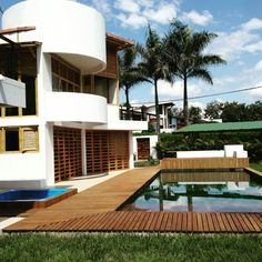 Mansions, House Styles, Home Decor, Swimming Pools, Architects, Houses, Mansion Houses, Homemade Home Decor, Villas