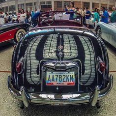 Dat ass #jag #jaguar #convertible #xkjag #morninautos #soloparking #chivera #taillights #hdr #gopro #venezuela (at Hermandad Gallega)