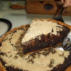 Pennsyltucky Shoo-Fly Pie  vegan, plantbased, earth balance, made just right