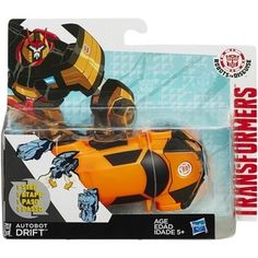 Transformers Robots In Disguise 1 Step Changer Autobot Drift Figure