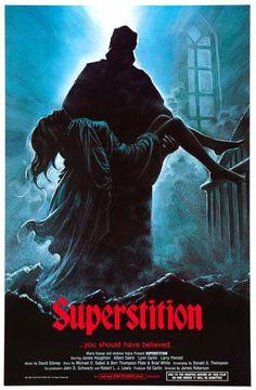 Superstition (1982)  Dir. James W. Roberson   James Houghton, Albert Salmi, Lynn Carlin