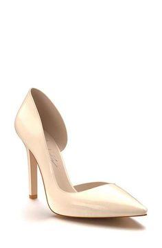 Shoes of Prey Half d'Orsay Pump (Women)